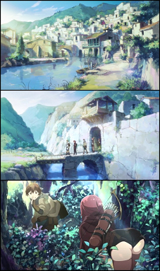 Images de Hai to Gensou no Grimgar