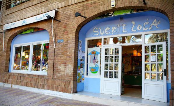 Suerte loca mejor tienda de regalos en Valencia
