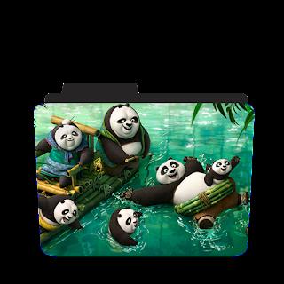 Kung Fu Panda 3 folder Icon