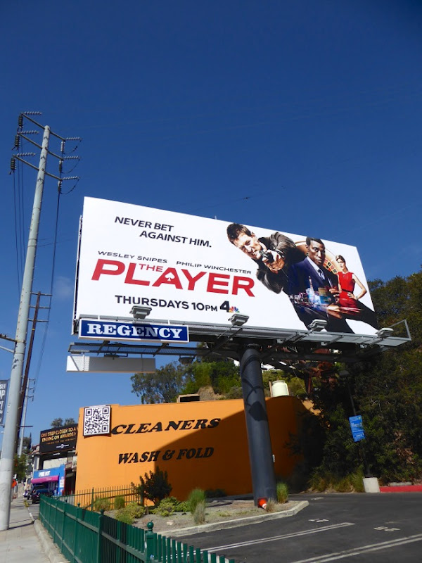 Player series launch billboard