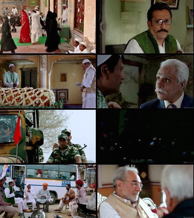 Zed Plus 2014 Hindi 480p DVDRip 400mb