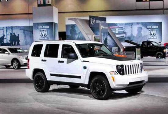 2017 Jeep Liberty Release Date