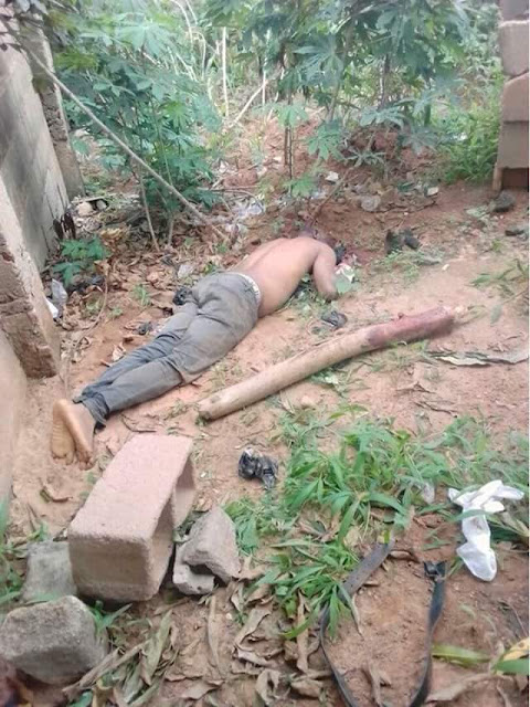 Abuja-based businessman beaten to death by unknown assailants in Enugu (photos)