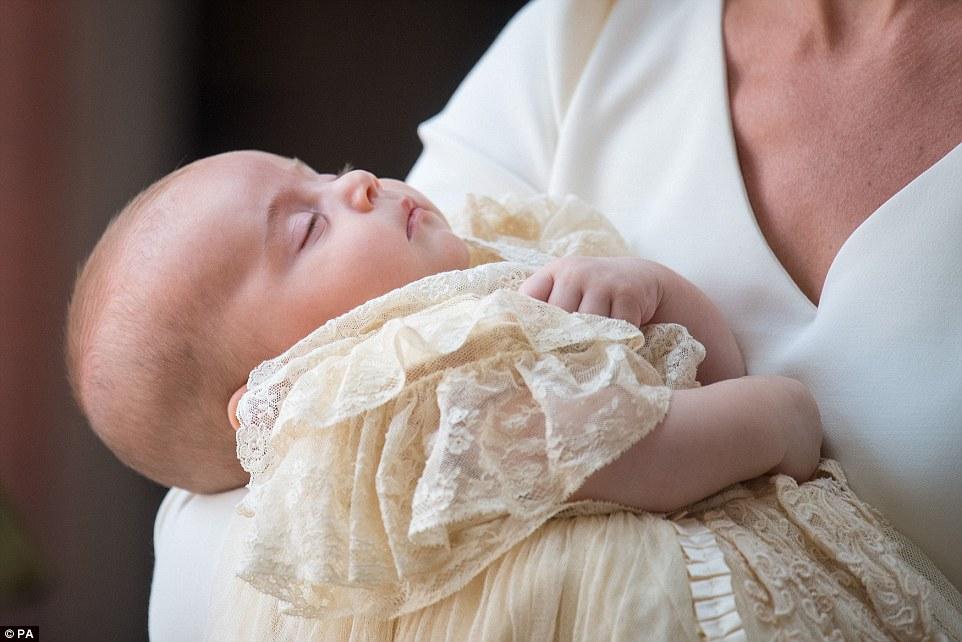 Chrzest księcia Louisa + więcej.
