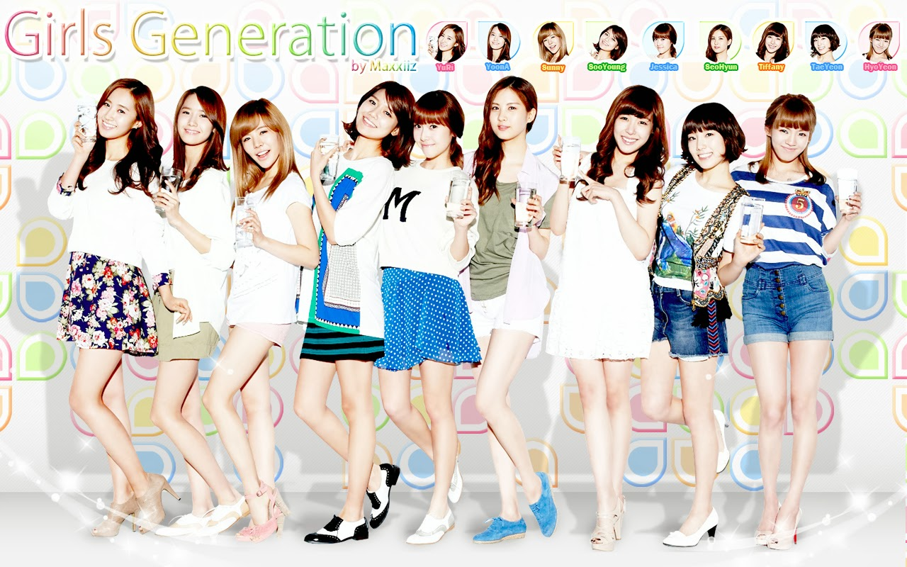 Best 10 Girls Generation New HD Wallpapers 2014 | World ...