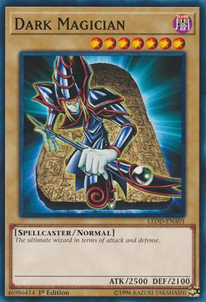 dark magician adalah kartu andalan yugi