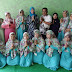 Menjelang Ramadhan, Penutupan Pengajian Kaum Ibu Bulanan Rw 01 Kelurahan Setu Kecamatan Cipayung