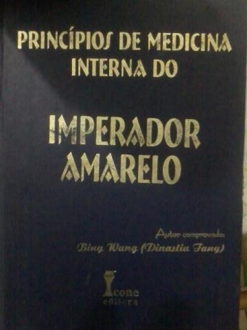 LIVRO - WANG BING - O IMPERADOR AMARELO-II