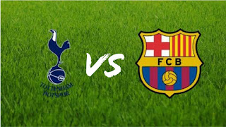 Барселона – Тоттенхэм Хотспур прямая трансляция онлайн 11/12 в 23:00 по МСК.