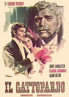 Hill had a leading role in Visconti's The Leopard
