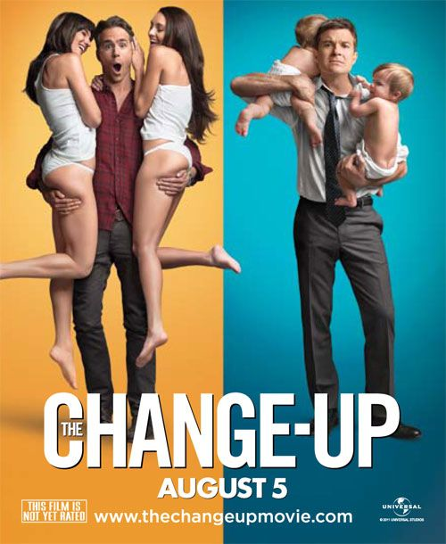 The Change-Up 2011 Dual Audio HDRip 480p ESub x264