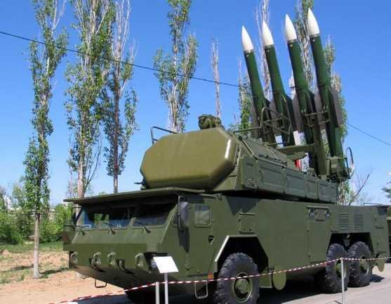 Sistem Pertahanan Udara Tor-M2U dan Buk-M2 SAM Akan Melakukan Uji Tembak