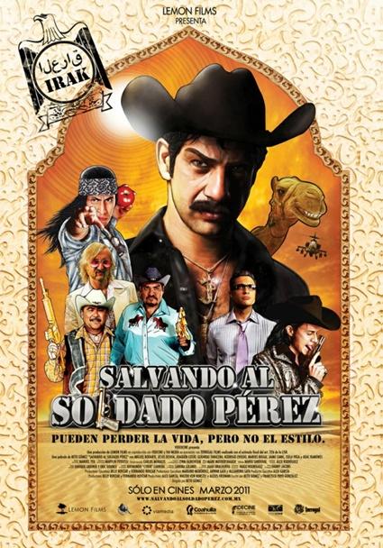 Salvando al soldado Pérez DVDRip Español Latino