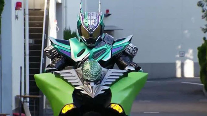 Drive Saga Kamen Rider Brain Episode 2 End Subtitle Indonesia