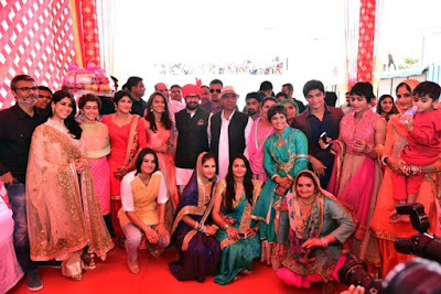 geeta-phogat-wedding-group-photos
