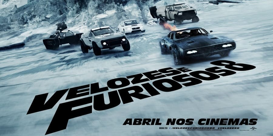 Filme Velozes e Furiosos 8 - Bluray 1080p 720p 5.1 Dublado para download torrent 1080p