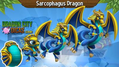 Dragão Sarcófago - Informações