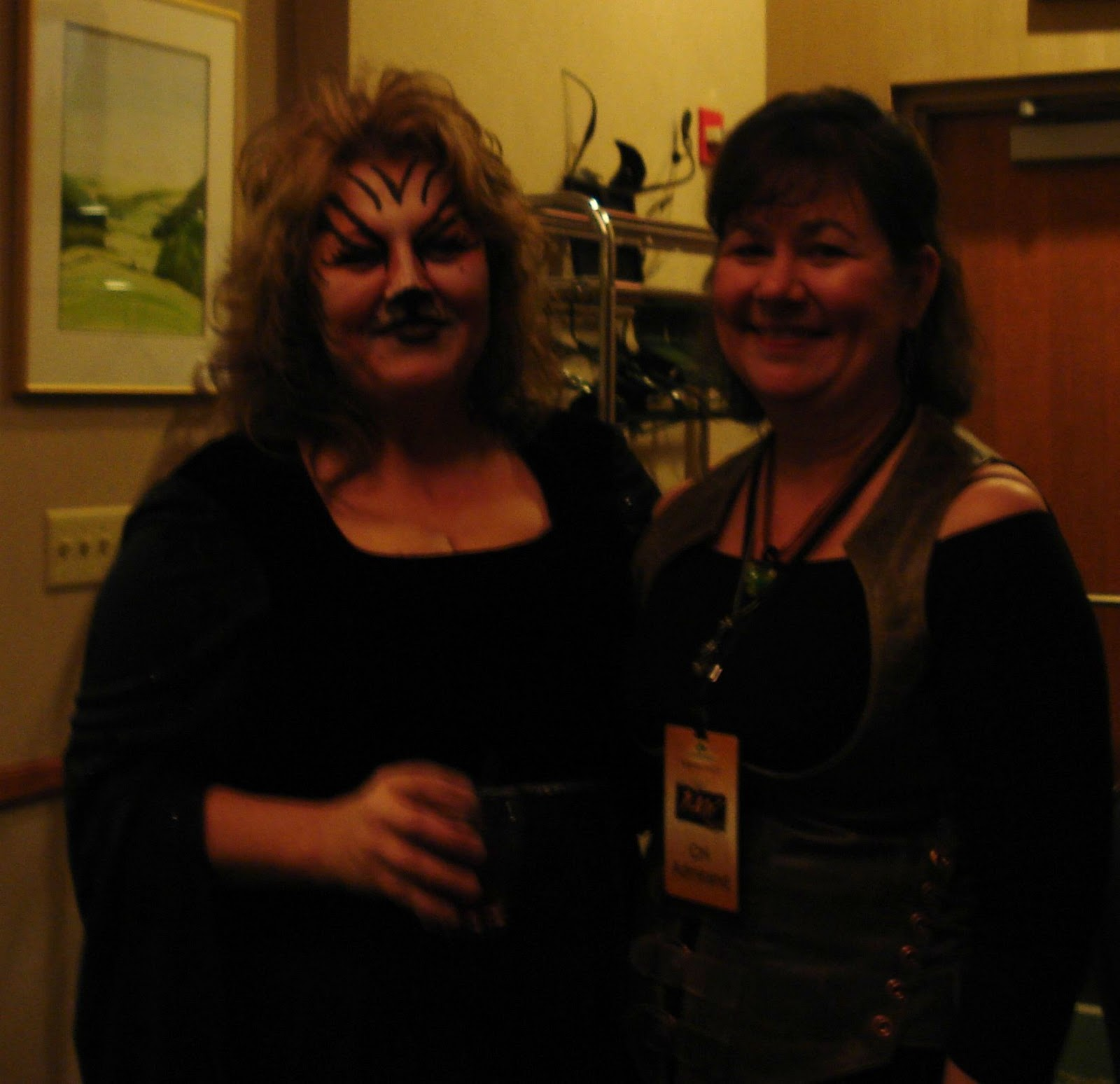 feel so welcome thanks lora leigh here s a pic of lora leigh and me    Lora Leigh Author