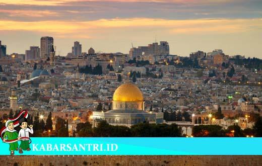 Nama Yerussalem Disebutkan 70 kali Dalam Alquran