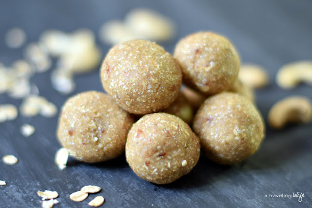 Raw Vegan Donut Holes [Eat These During Pregnancy To Have A More Favorable Delivery]