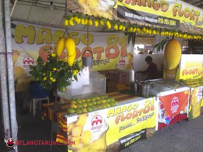 Gerai Mango Float