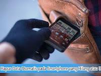 Cara Hapus Data Otomatis pada Smartphone yang Hilang atau Dicuri