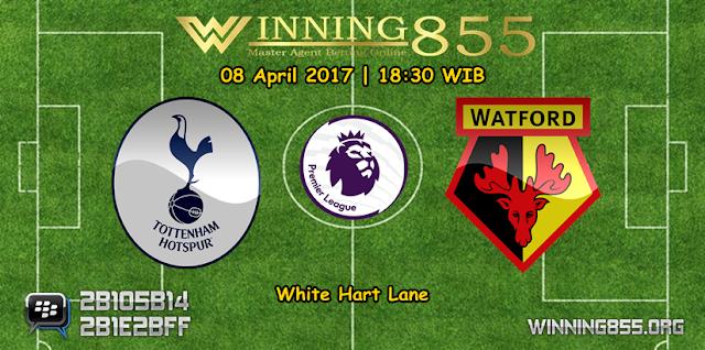 Prediksi Skor Tottenham Hotspur vs Watford 08 April 2017