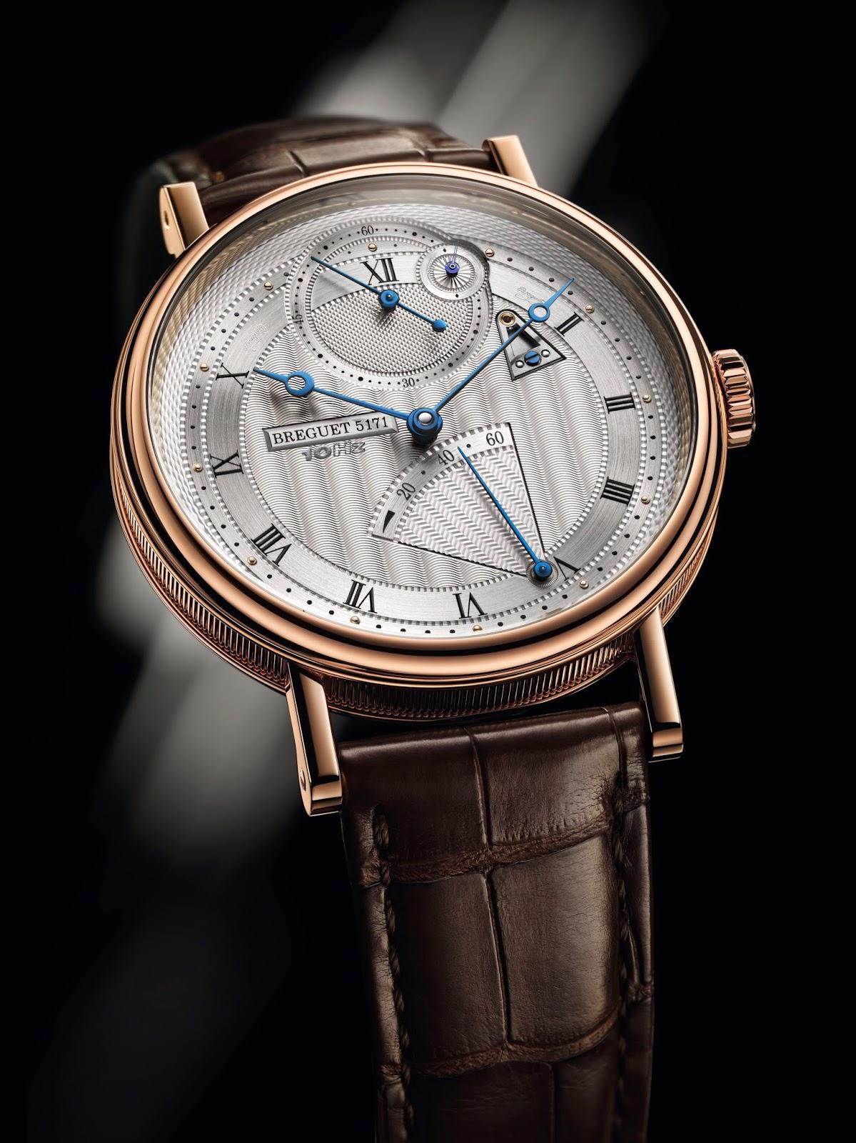 Breguet, Classique Chronométrie1