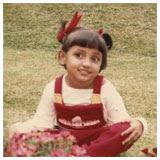 Udari Warnakulasooriya childhood
