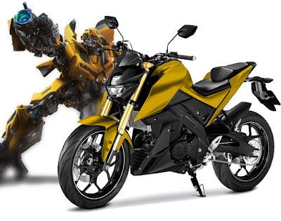 Yamaha M-SLAZ 150 with terminater image