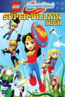 Lego DC Super Hero Girls: Instituto de supervillanos en Español Latino