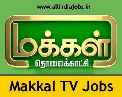 Makkal TV Jobs