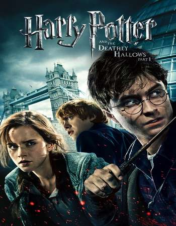 Harry Potter and the Deathly Hallows: Part 1 2010 Hindi Dual Audio BRRip Full Movie Download