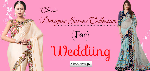 Girls Latest Fashion Trends Gallery: Elegant New Party Wear Sarees ...