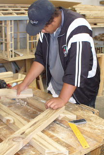 Wood Working Area