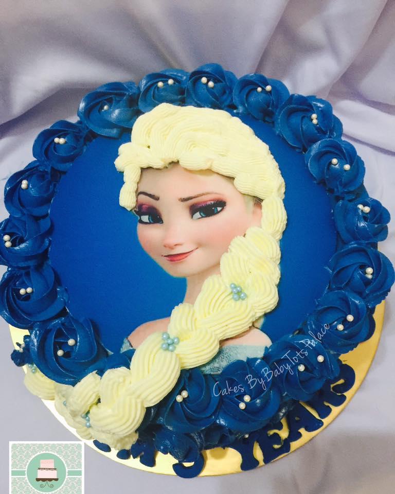 Birthday Cake Braid