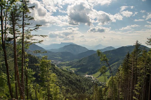 Von Hof bei Salzburg auf den Filbling  Wandern in der FuschlseeRegion 16