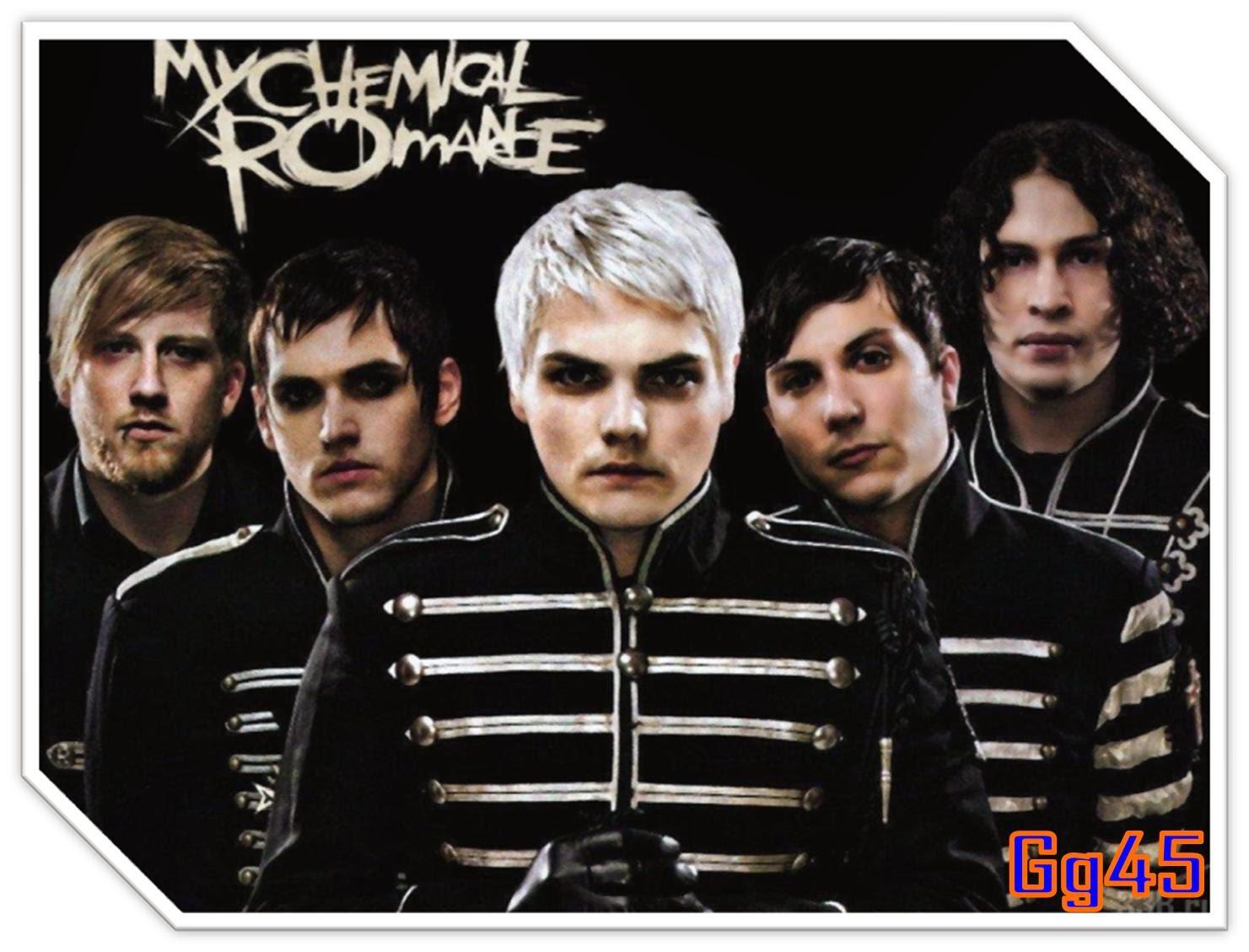 Download Kumpulan Lagu My Chemical Romance Lengkap