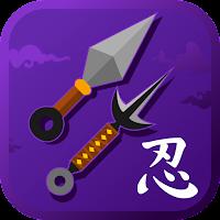 Ninja Weapons Hit