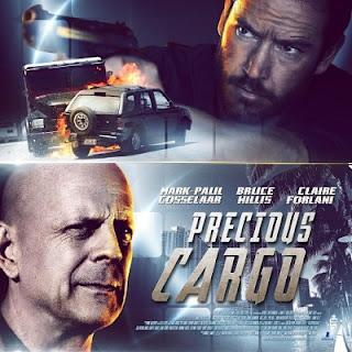 Özel Kargo - Precious Cargo (2016) Afiş