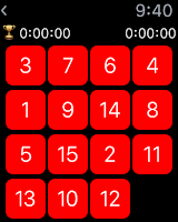 15 Puzzle AppleWatch