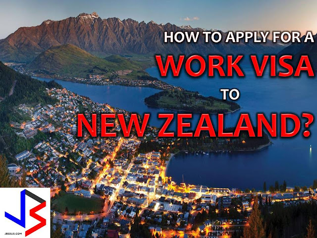 New Zealand is another country where many Filipinos want to work and live. A Strong economy, world-class health, and education system, good weather, and of course, high-paying jobs are few of the reasons why many people migrate to New Zealand.  For Pinoy workers, New Zealand has a more open policy for migrant workers and the demand for health workers and skilled workers are continually growing.   So if you are planning to work and temporarily live in New Zealand, you need a work visa.