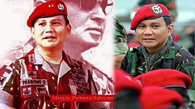 Gempar.... !!! Jelang Pilpres, Prabowo Di Bongkar Habis-Habisan Oleh Mantan Prajurit Kopassus, Siapa Prabowo Sesungguhnya...