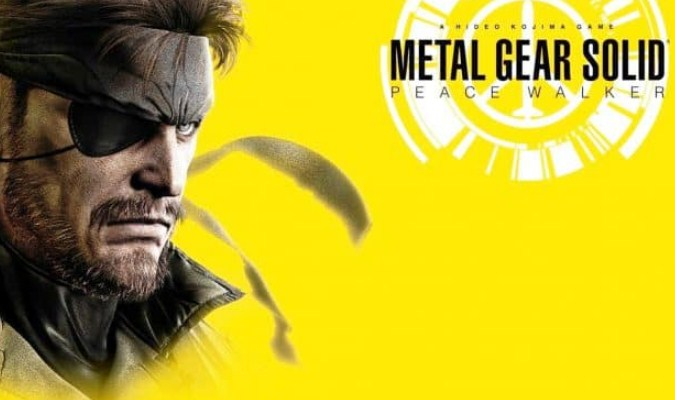 Game PSP Terbaik - Metal Gear Solid: Peace Walker