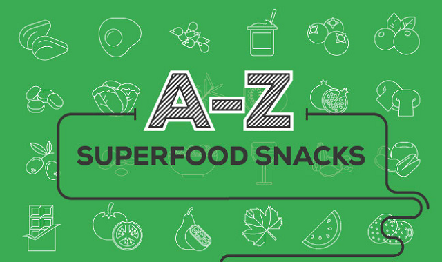 A-Z Superfood Snacks