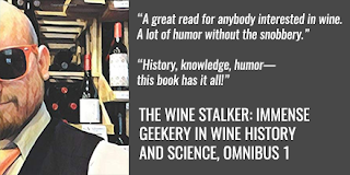 The Wine Stalker Book