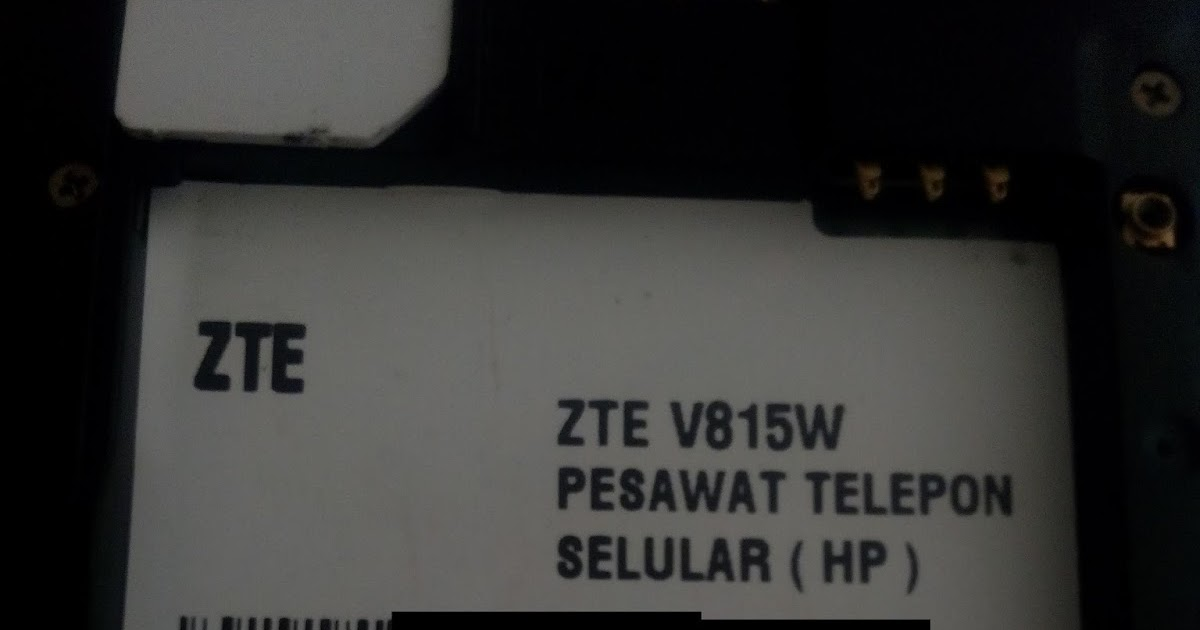 age, enhanced zte v815w firmware Cost