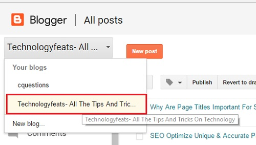 how to submit your blog on search engines