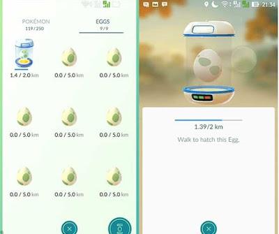 Trik Mendapatkan Pokemon Langka Dalam Pokemon GO