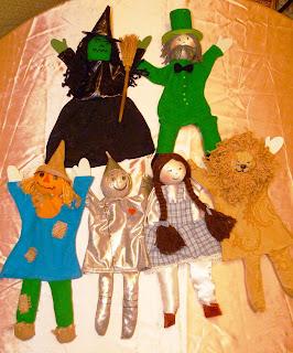 Las Creaciones de doña Castora: Cumpleaños del Mago de Oz ...